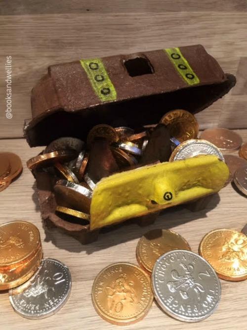 DIY-Egg-Carton-Treasure-Chest